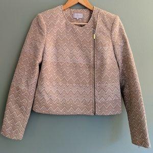 1. State ikat cotton moto jacket